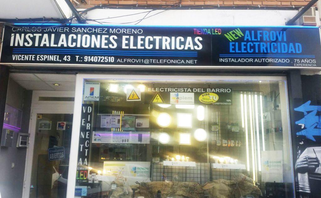 cambiar cuadro electrico precio