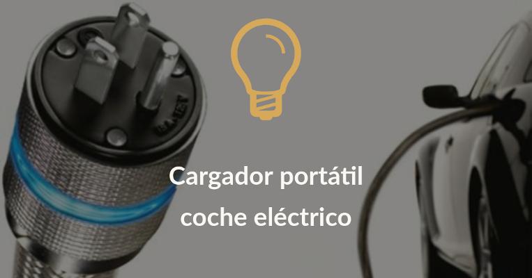 cargador portatil coche electrico